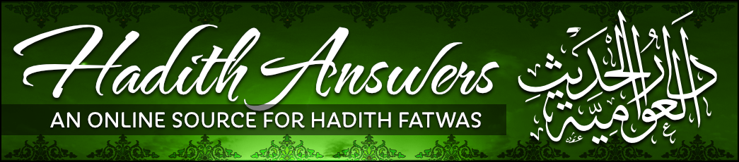 Hadith Answers
